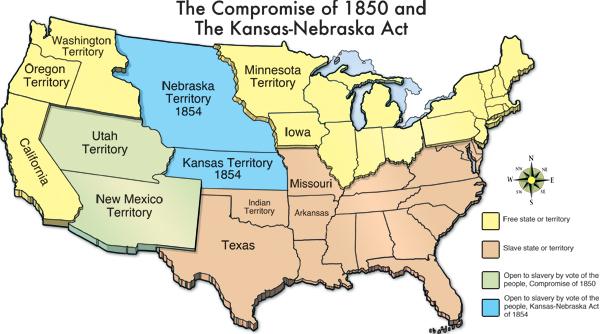 The Kansas-Nebraska Act | risahistory
